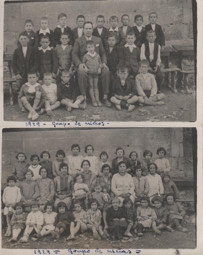 niños 1929