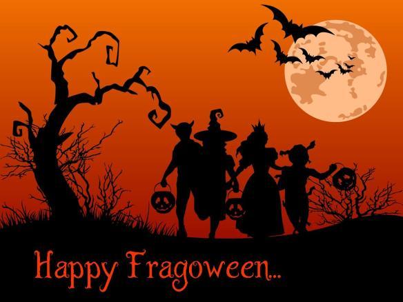 happy fragoween