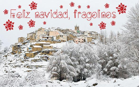 navidad fragolina
