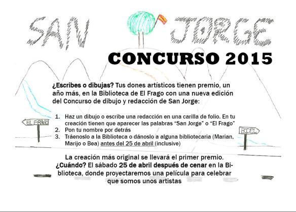 concurso san jorge 2015