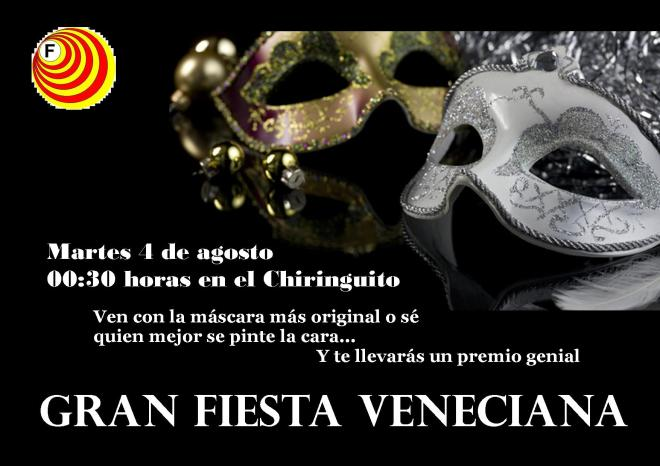 fiesta veneciana