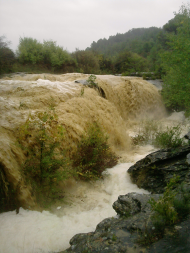 Las Cascadas del Zarrampullo