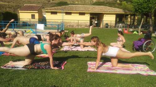 Lunes pilates